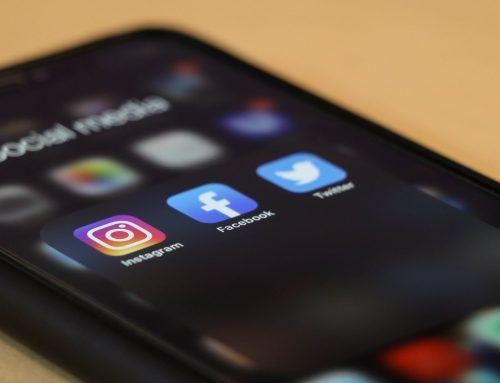 Job hunting on social media