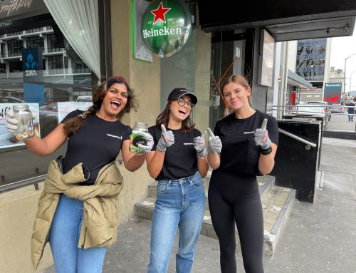 Sustainability Trust's Street Sweep